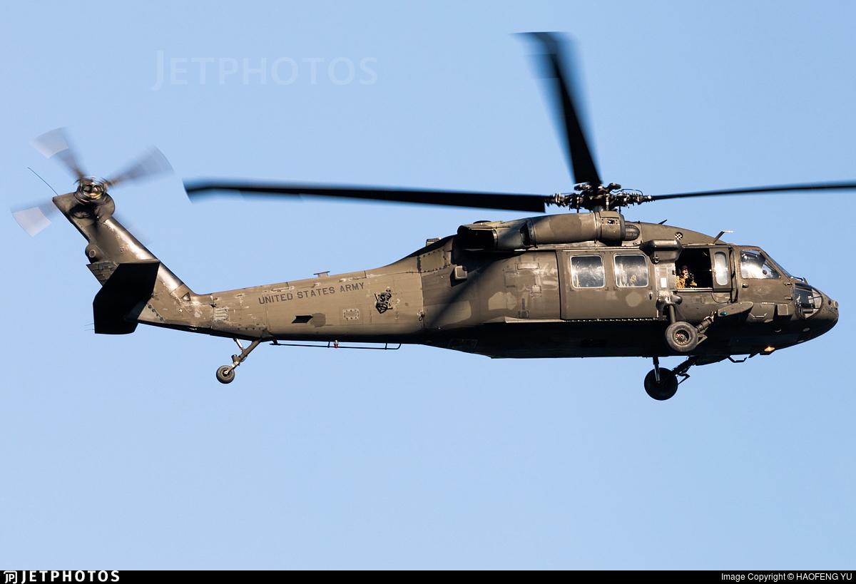 92-26425 - Sikorsky UH-60L Blackhawk - United States - US Army