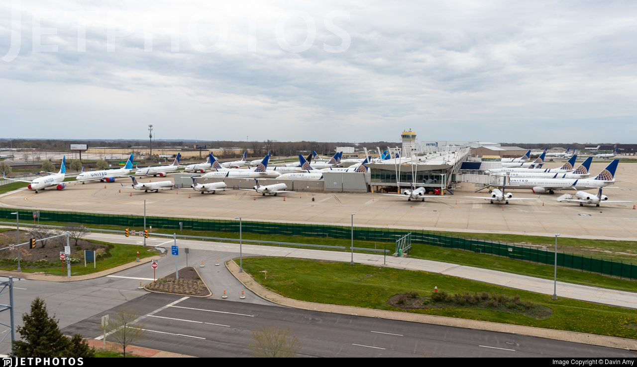 KCLE - Airport - Airport Overview