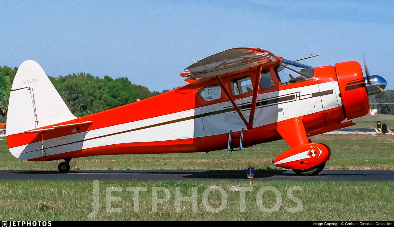 N35RH - Howard DGA-15P - Private