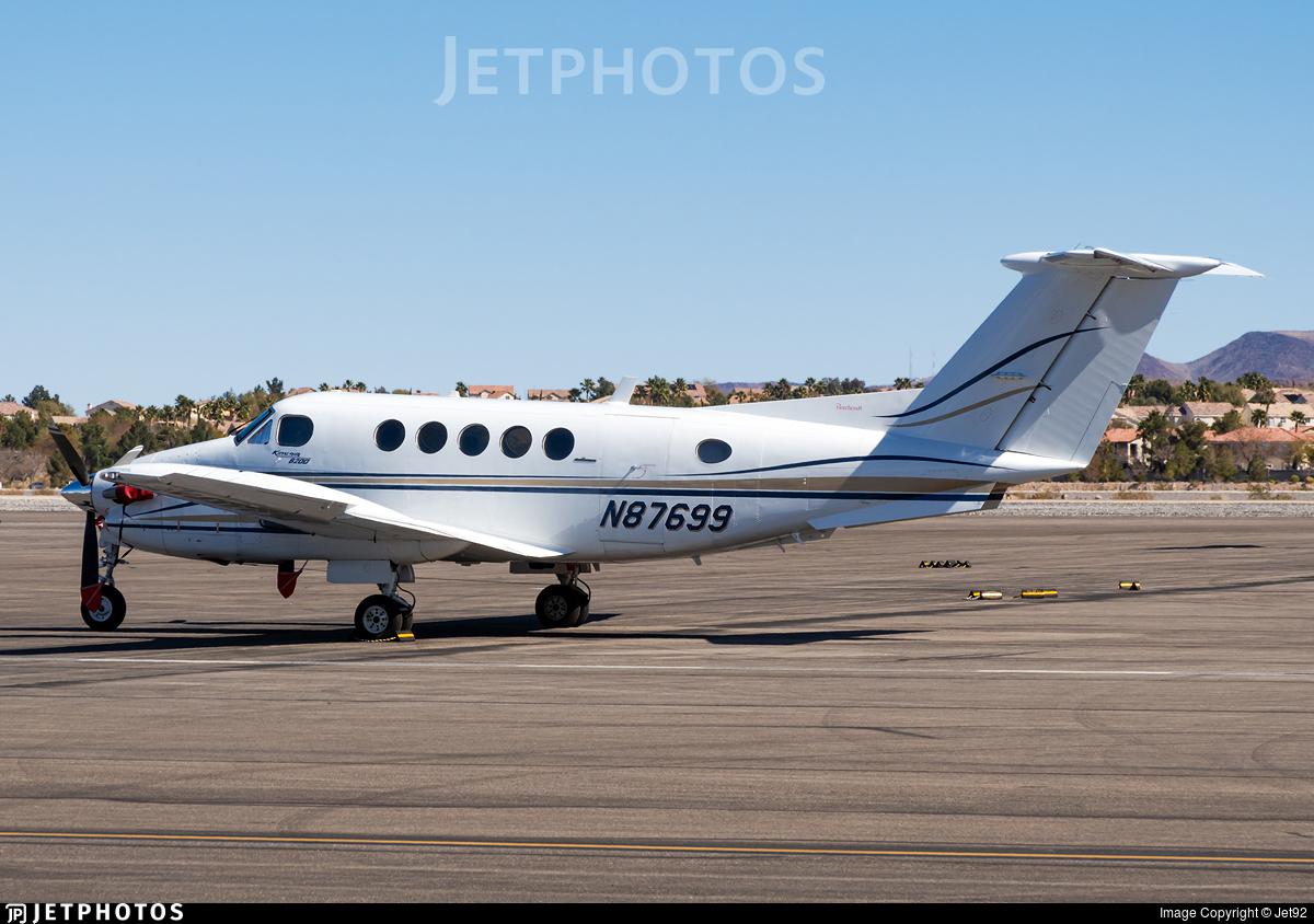 N87699 - Beechcraft 200 Super King Air - Diamond Aviation