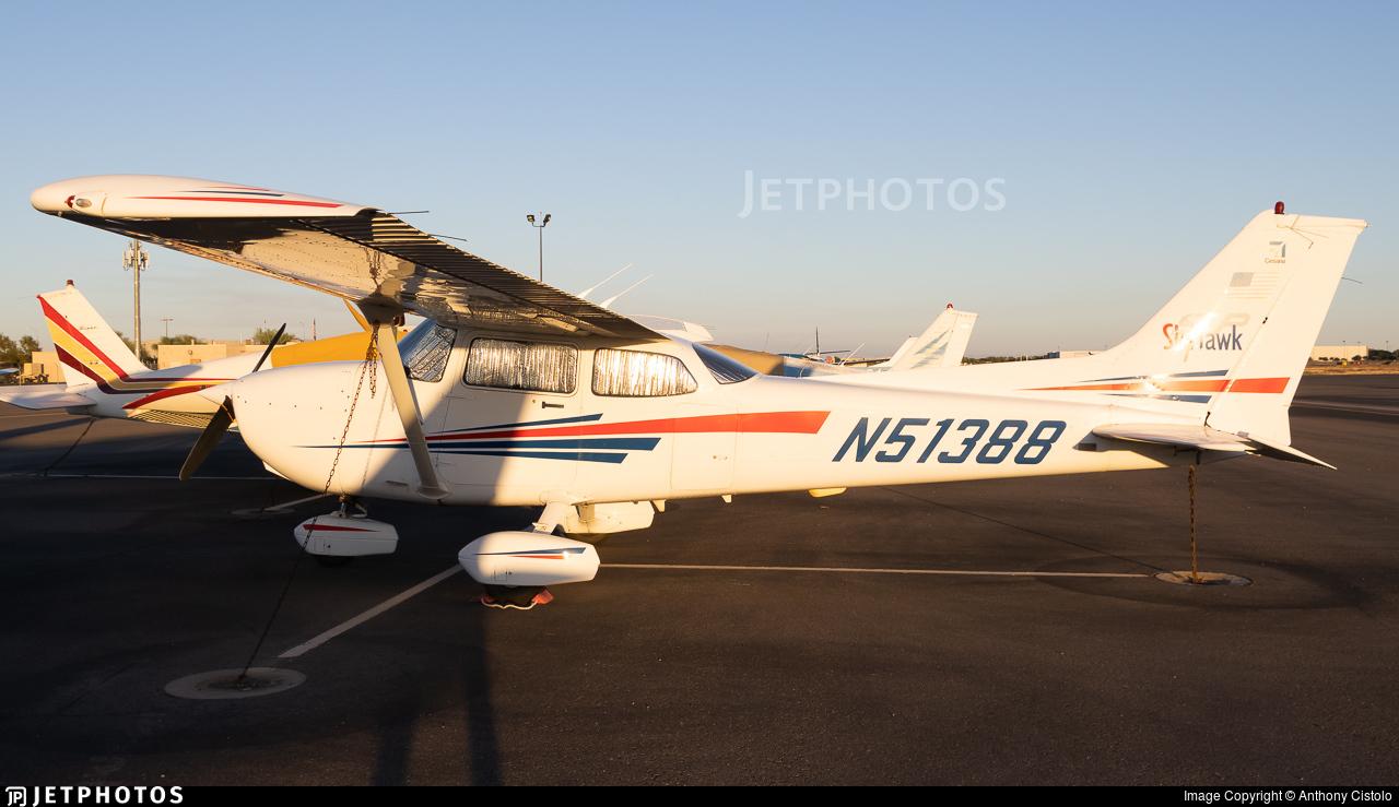 N51388 - Cessna 172S Skyhawk SP - Private