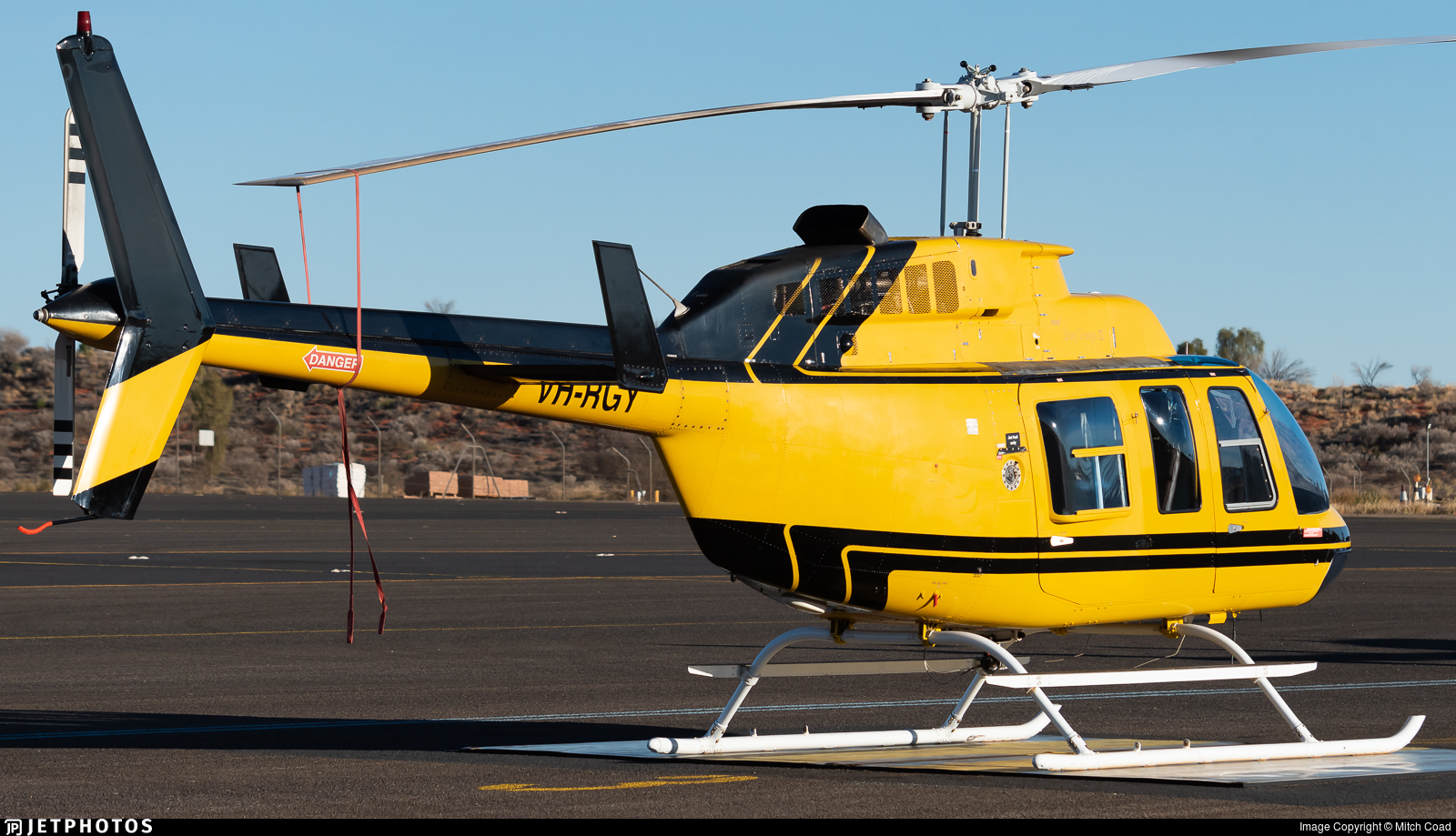 VH-RGY - Bell 206L-3 LongRanger III - Private