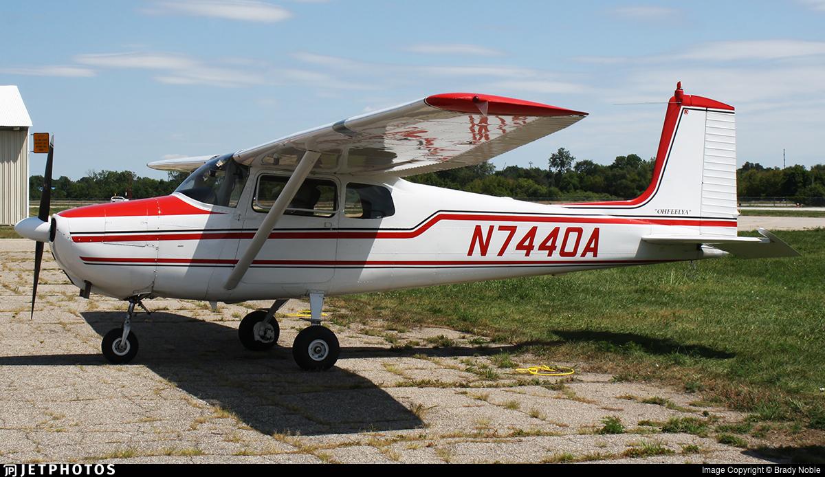 N7440A - Cessna 172 Skyhawk - Private