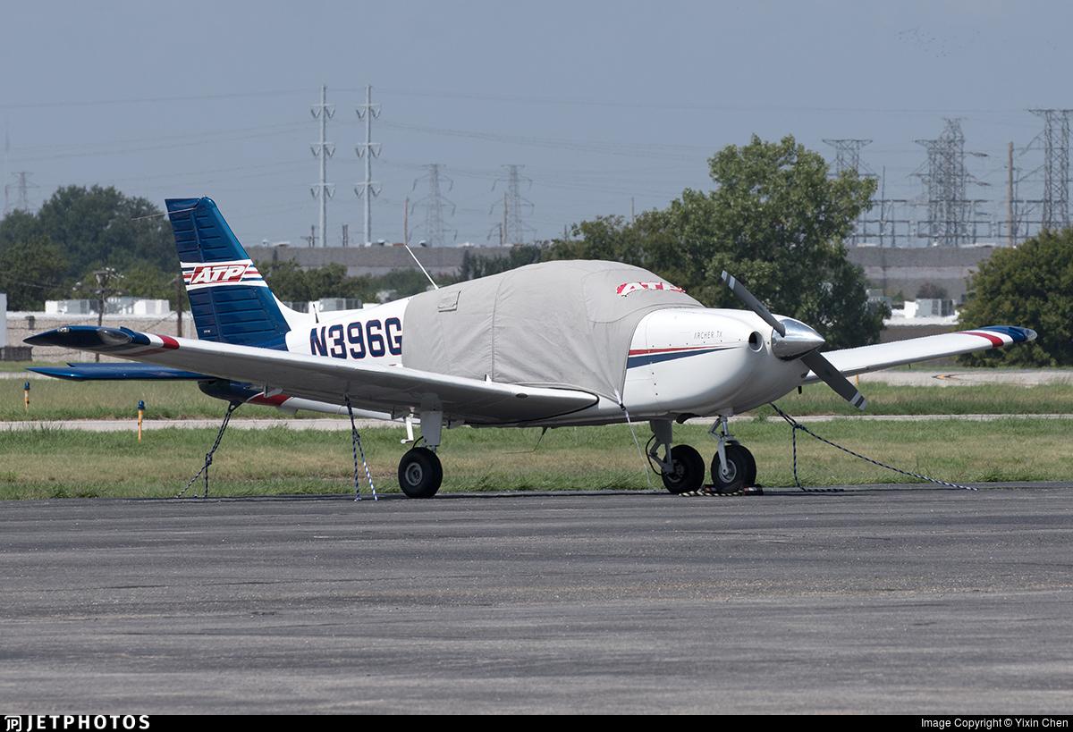 N396G - Piper PA-28-181 Archer TX - ATP Flight School
