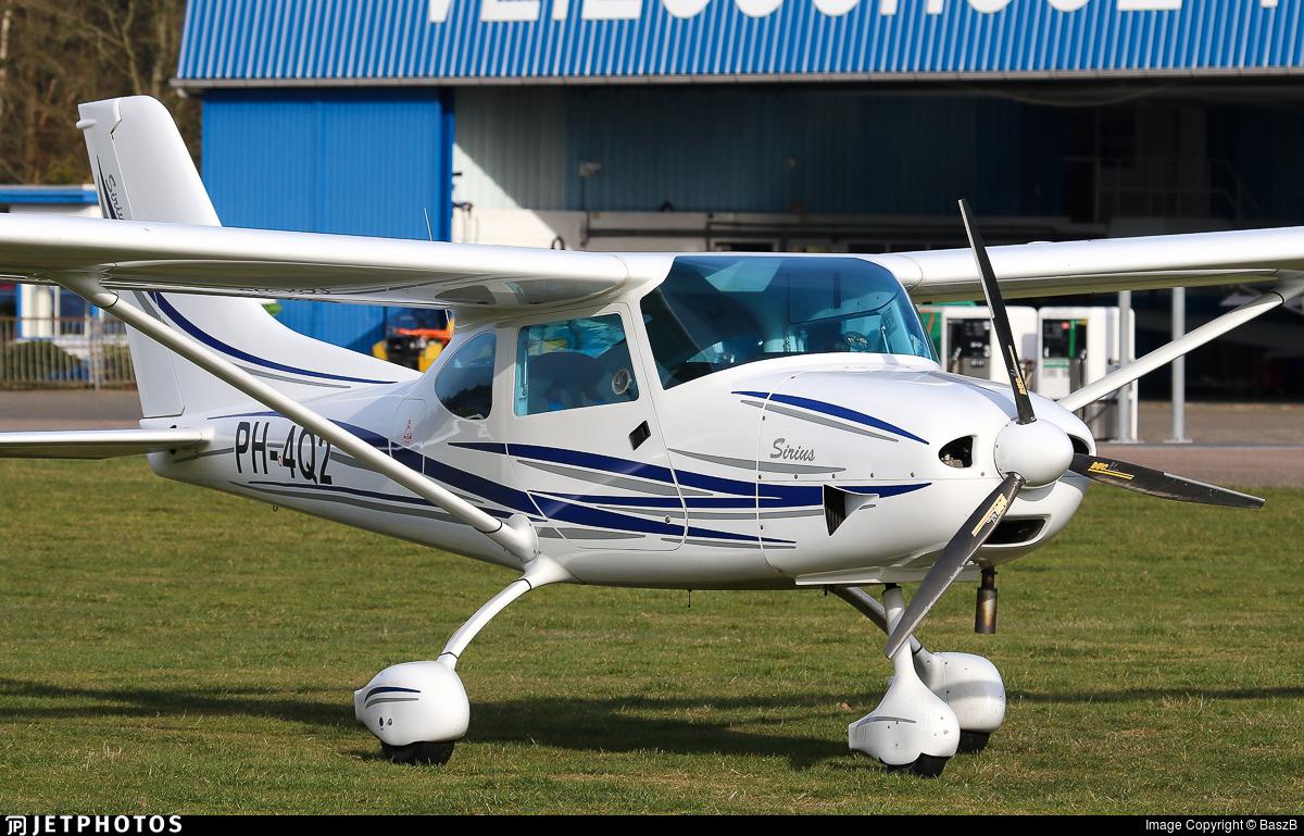 PH-4Q2 - TL Ultralight TL-3000 Sirius - Private