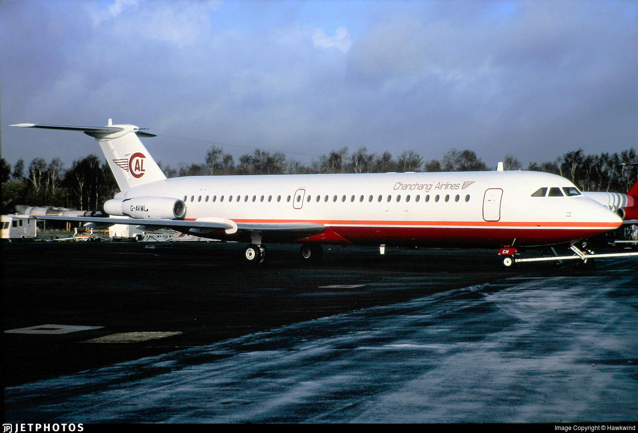 G-AVML - British Aircraft Corporation BAC 1-11 Series 510ED - Chanchangi Airlines