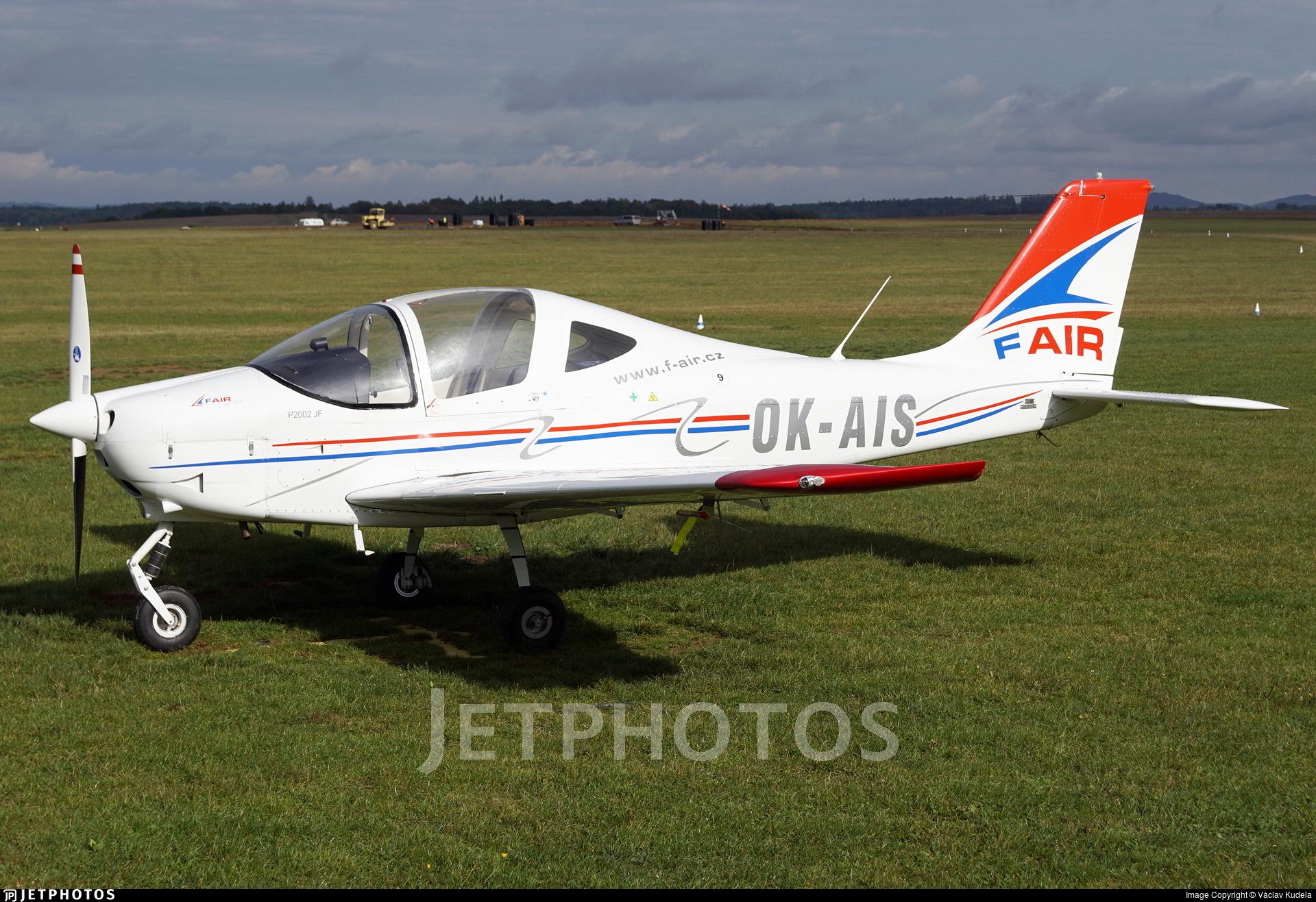 OK-AIS - Tecnam P2002JF Sierra - F Air