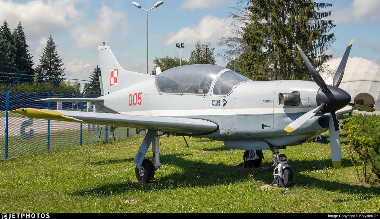 005 - PZL-Warszawa PZL-130 TM Orlik - Poland - Air Force