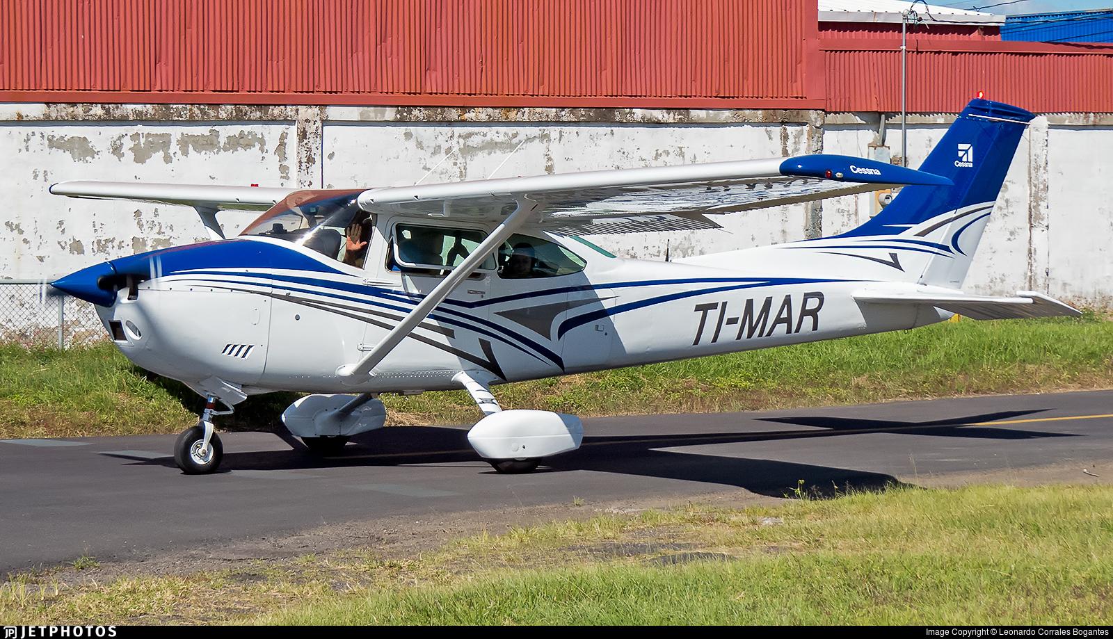 TI-MAR - Cessna 182P Skylane - Private