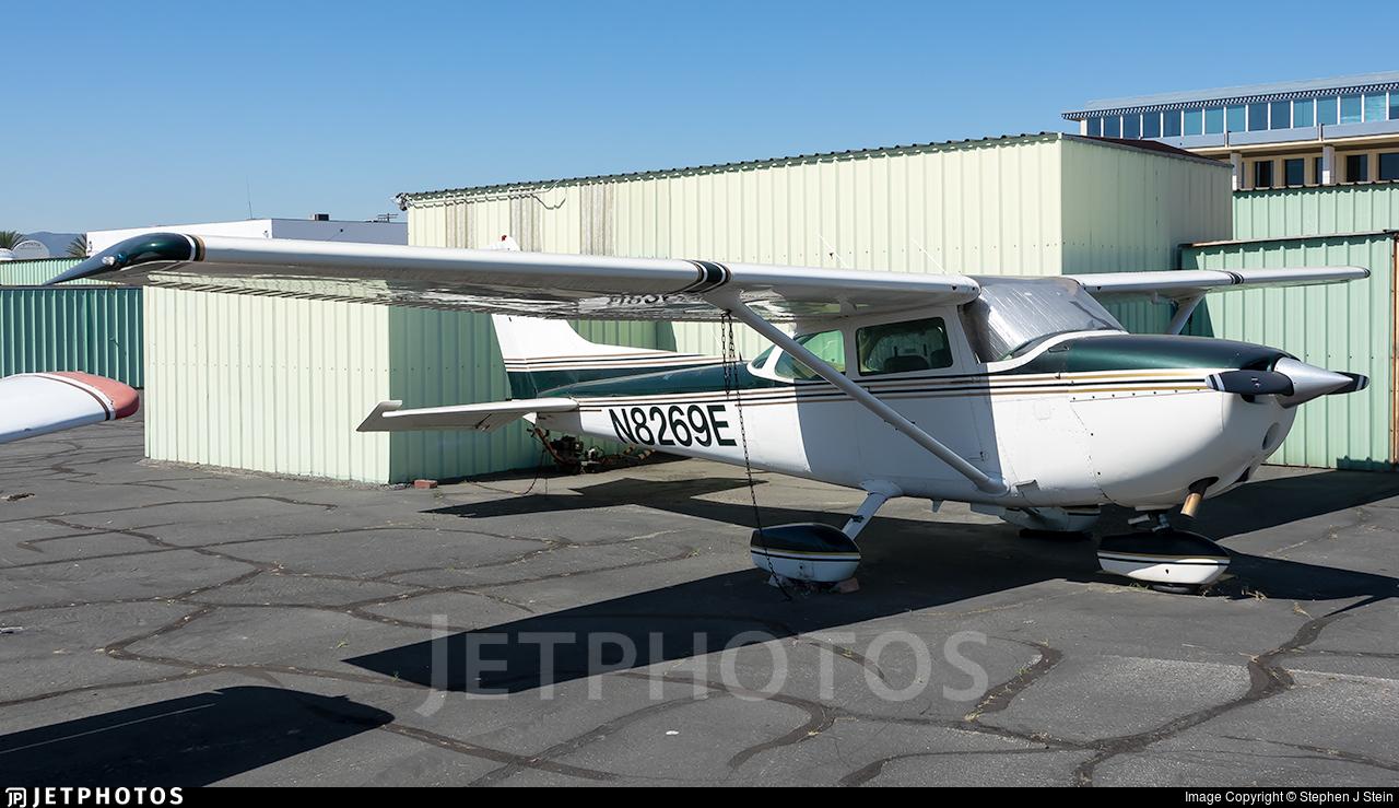N8269E - Cessna 172N Skyhawk - Private