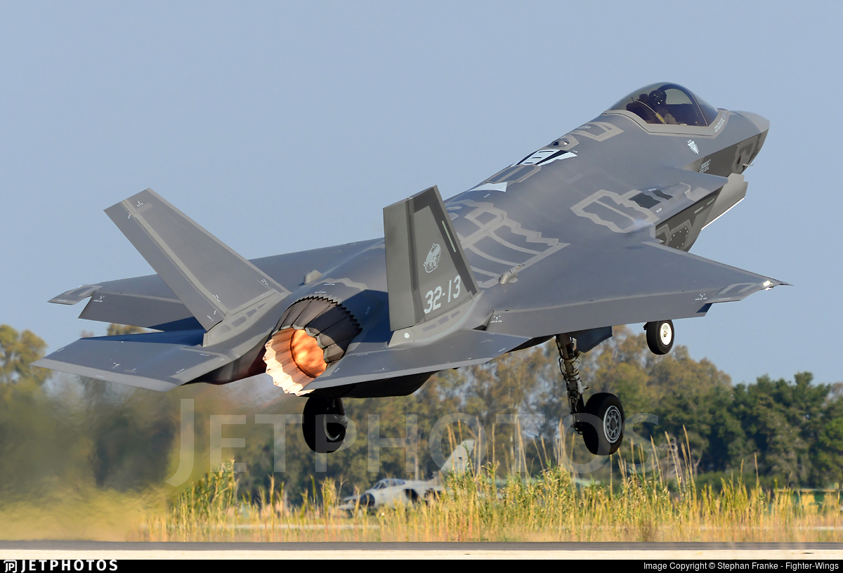 MM7337 - Lockheed Martin F-35A Lightning II - Italy - Air Force