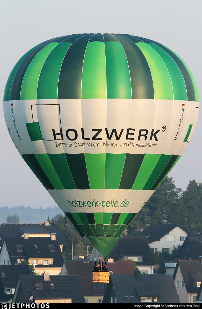 D-OFVD - Kubicek BB34Z - Holzwerk Ballonteam