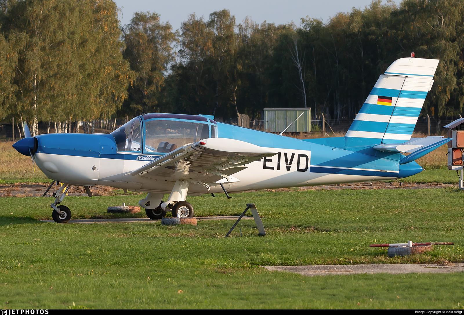 D-EIVD - PZL-Okecie 110 Koliber 150 - Private