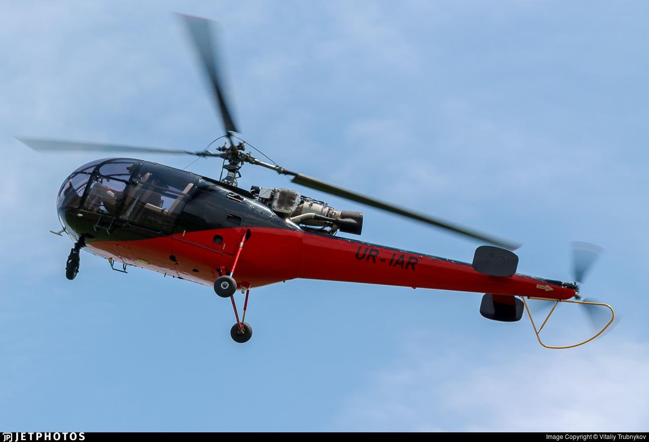 UR-IAR - IAR-316B - Private