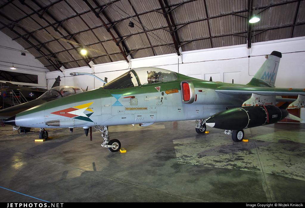 FAB4201 - Alenia/Aermacchi/Embraer AMX - Brazil - Air Force