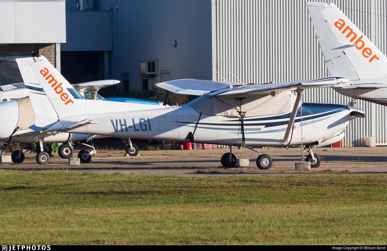 VH-LGI - Cessna 172RG Cutlass RG - Amber Aviation Academy