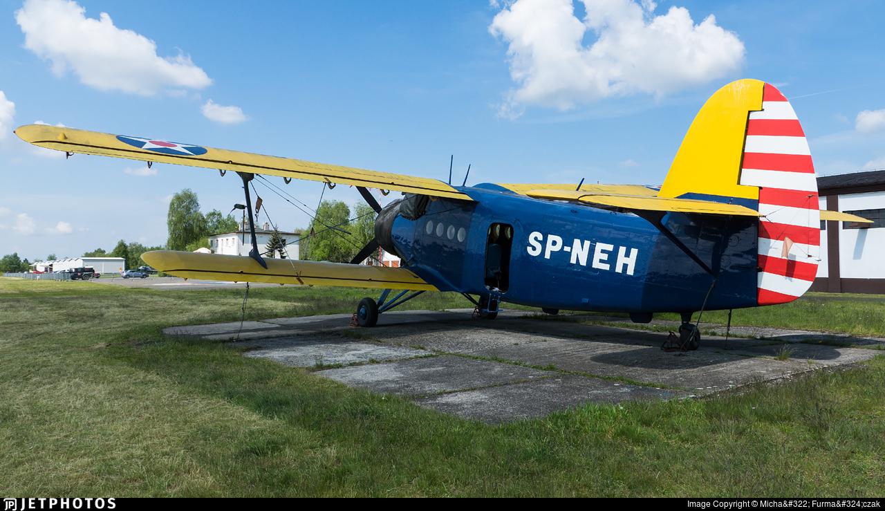 SP-NEH - Antonov An-2TD - Private