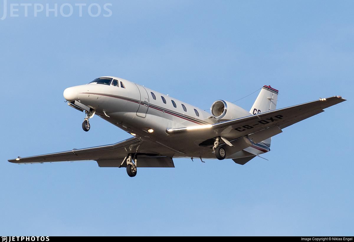 CS-DXP - Cessna 560XL Citation XLS - NetJets Europe