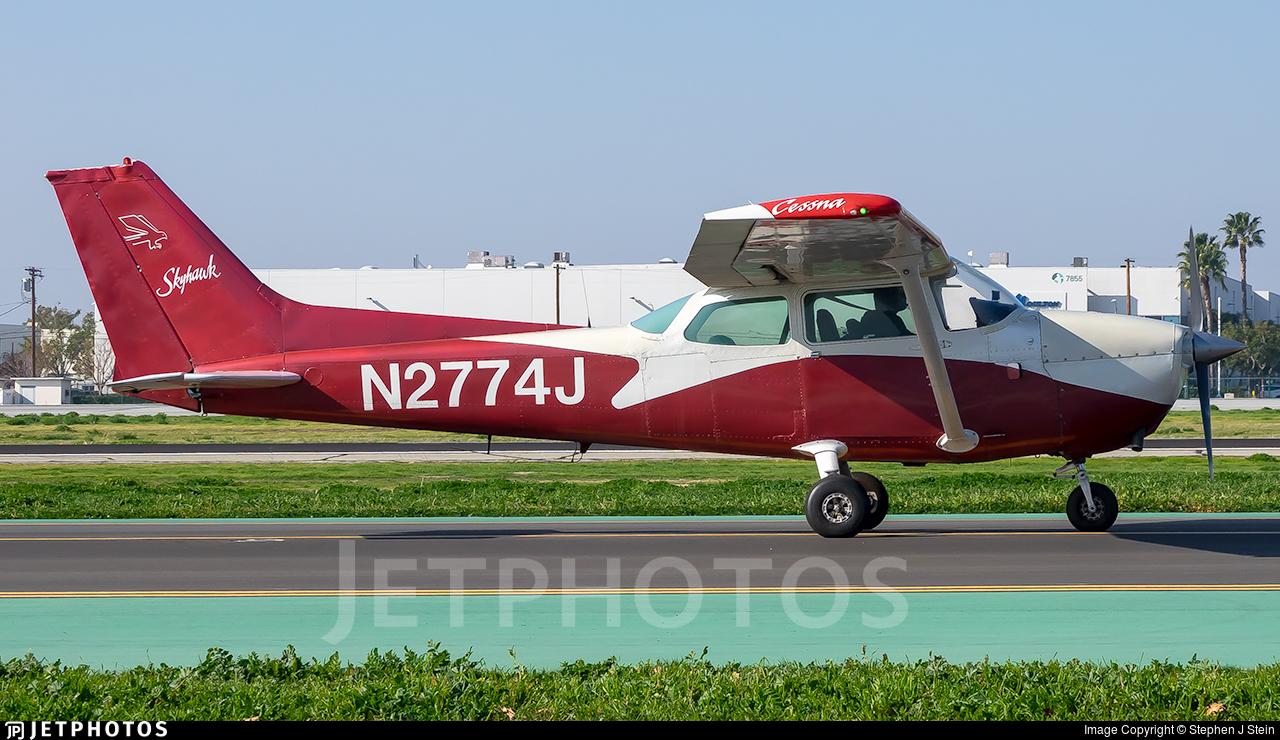 N2774J - Cessna 172N Skyhawk - Private