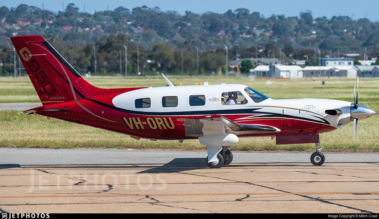 VH-ORU - Piper PA-46-500TP Malibu Meridian - Private