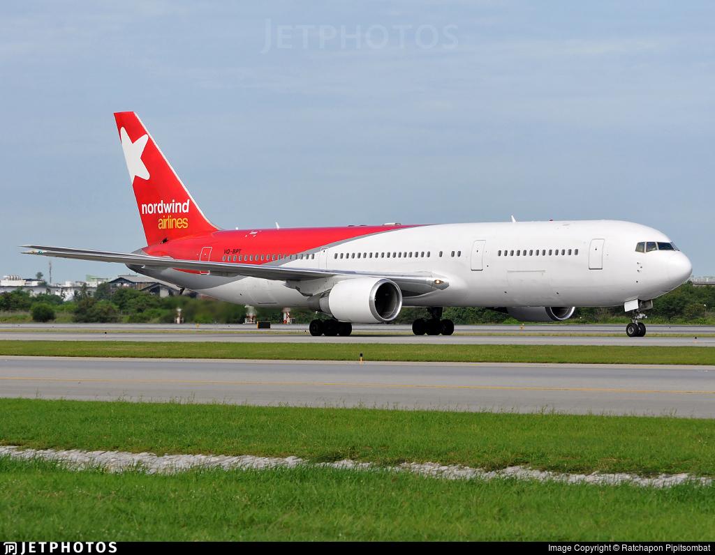 VQ-BPT - Boeing 767-306(ER) - Nordwind Airlines