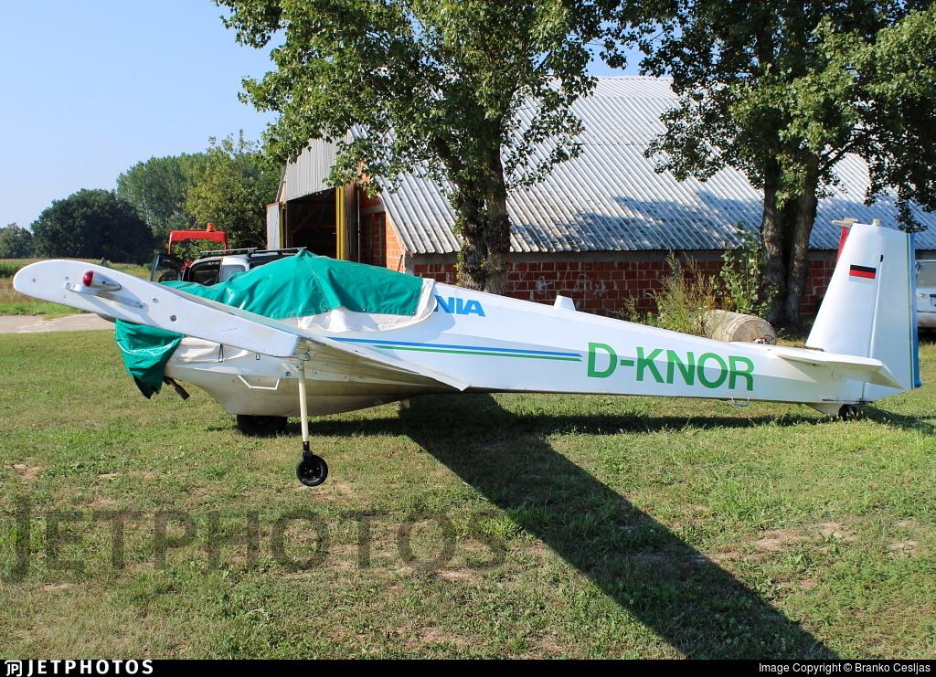 D-KNOR - Scheibe SF.25C Falke - Private