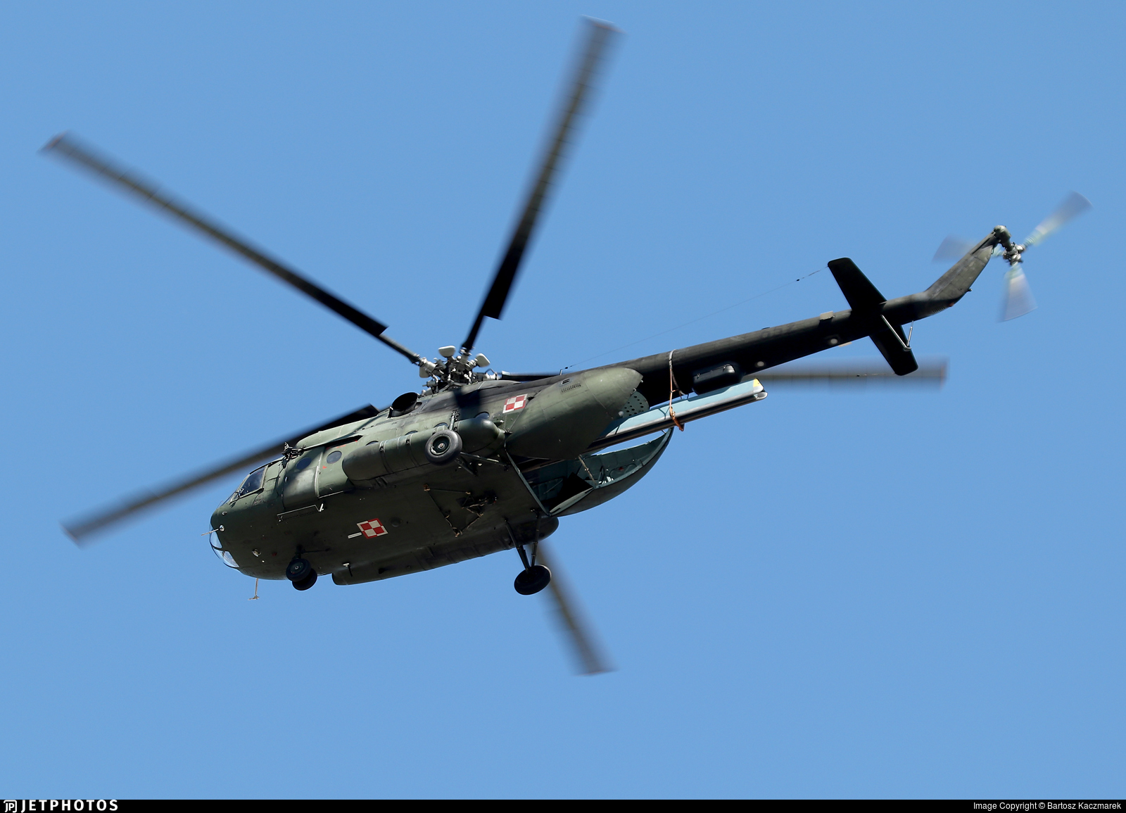 652 - Mil Mi-8T Hip - Poland - Army