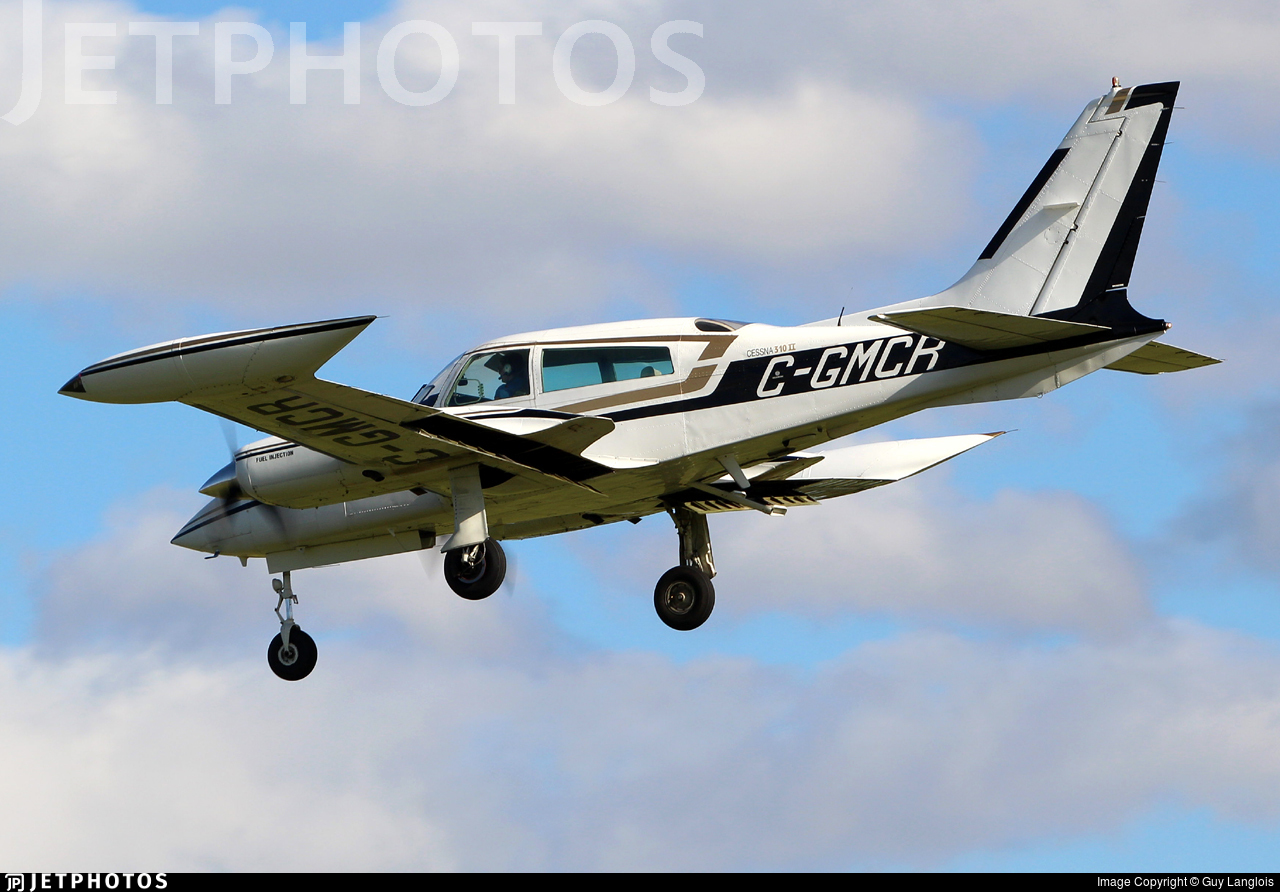 C-GMCR - Cessna 310R II - Grondair