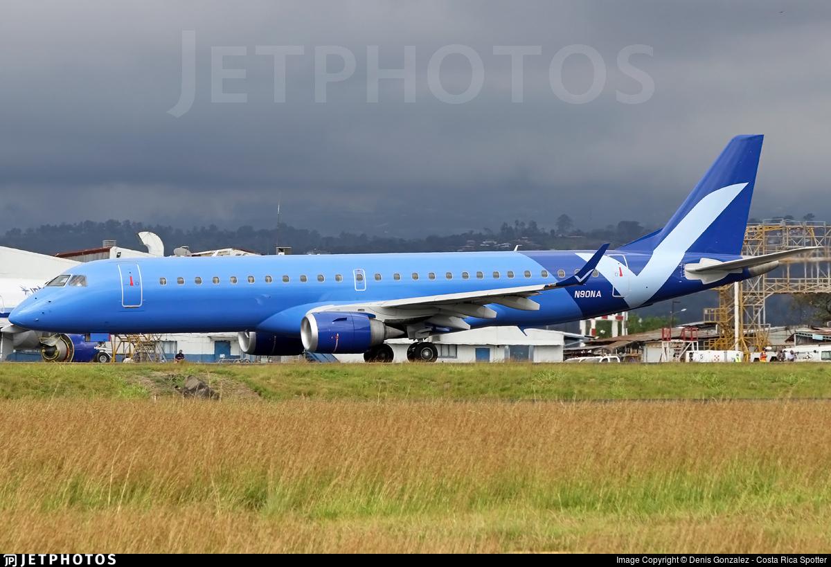 N90NA - Embraer 190-100IGW - Untitled
