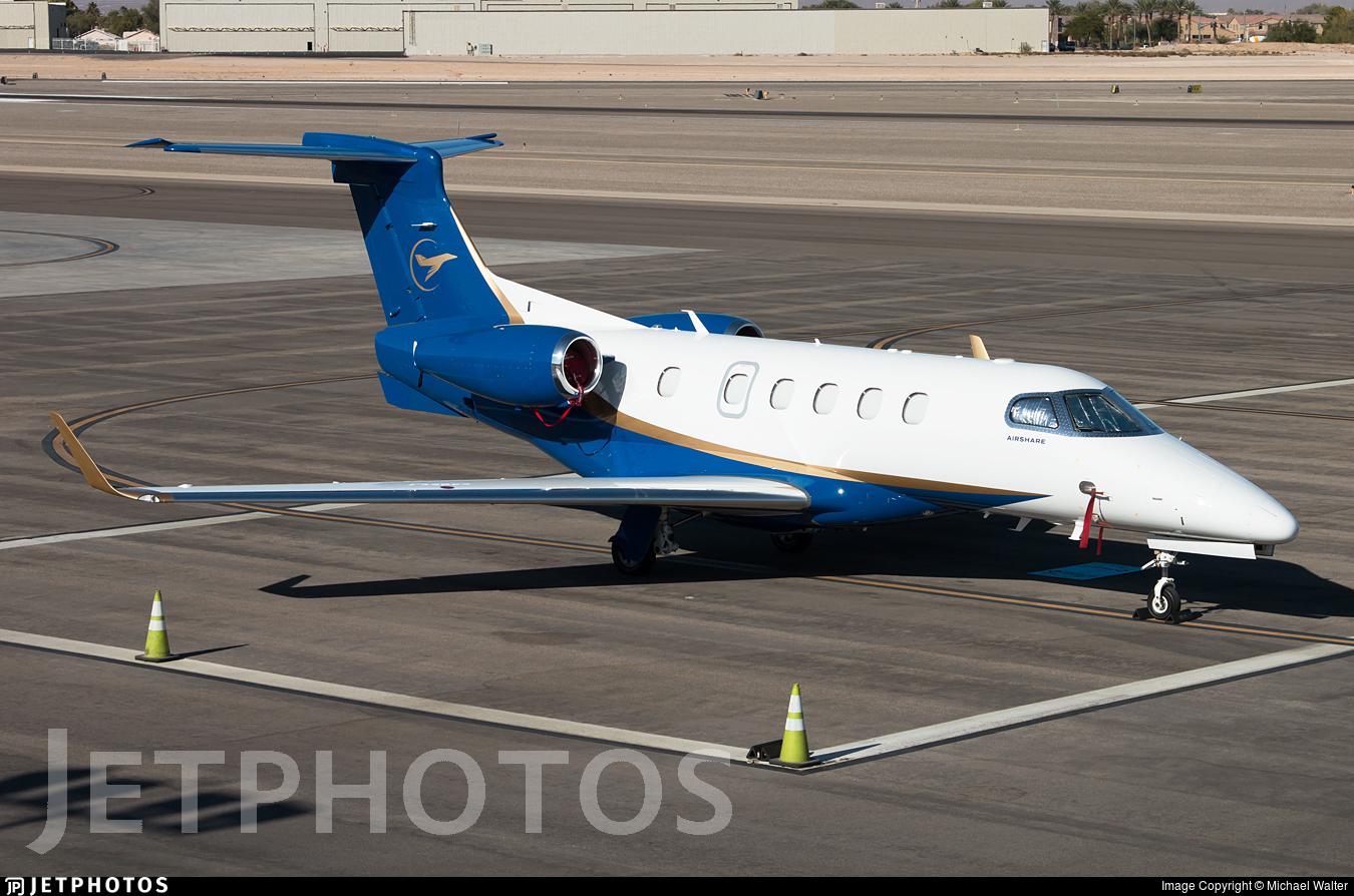 N325AS - Embraer 505 Phenom 300 - AirShare