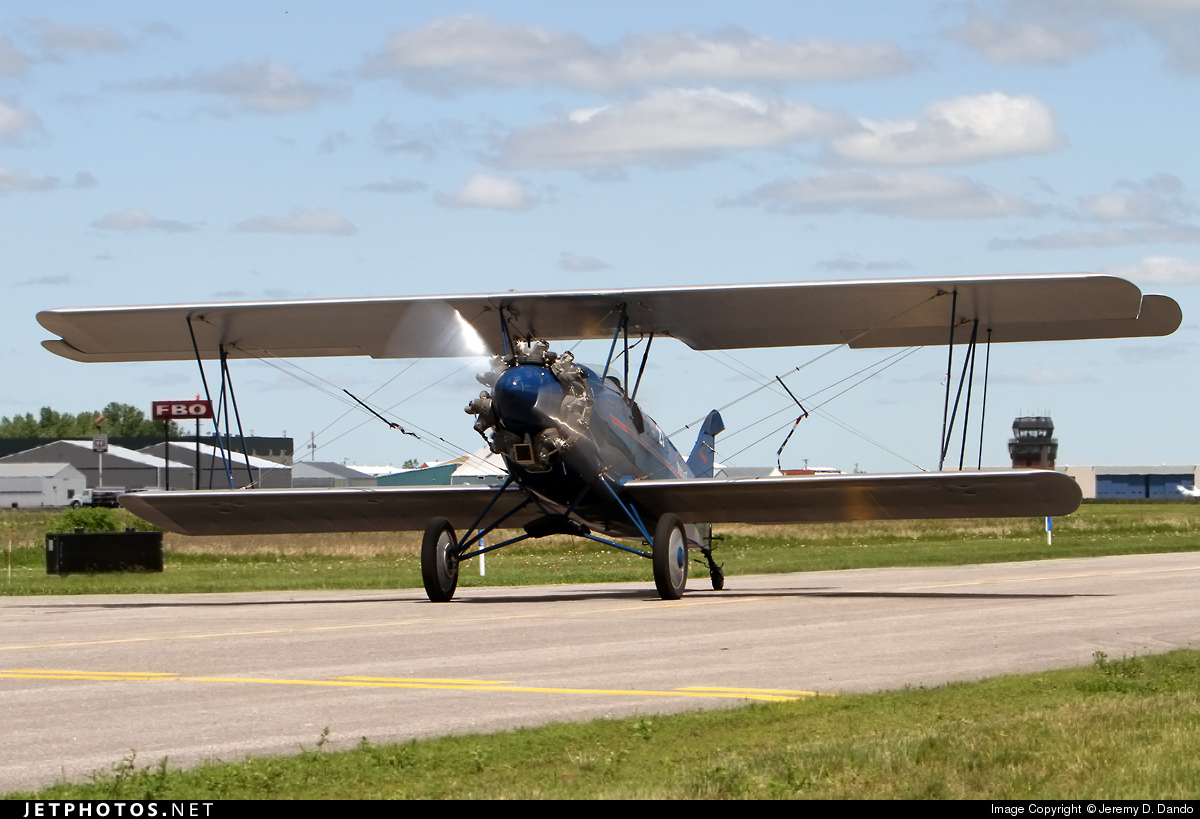 NC397M - Curtiss-Wright Travel Air 4000 - Private