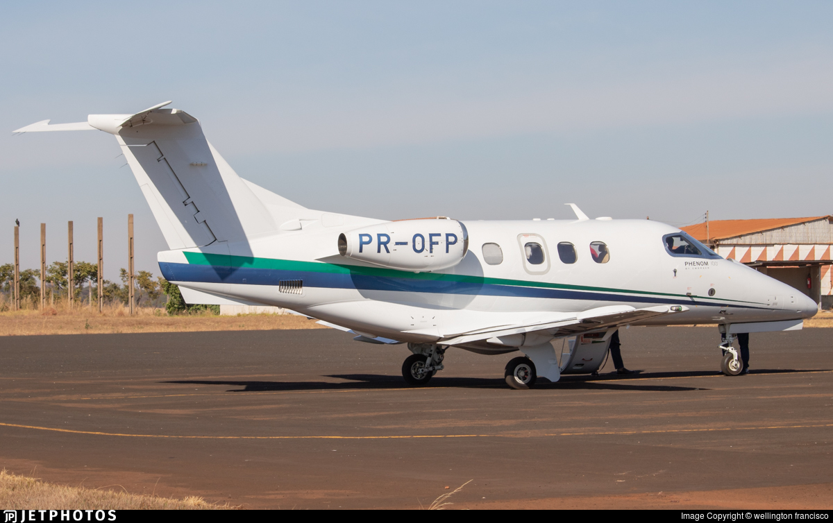 PR-OFP - Embraer 500 Phenom 100 - Private