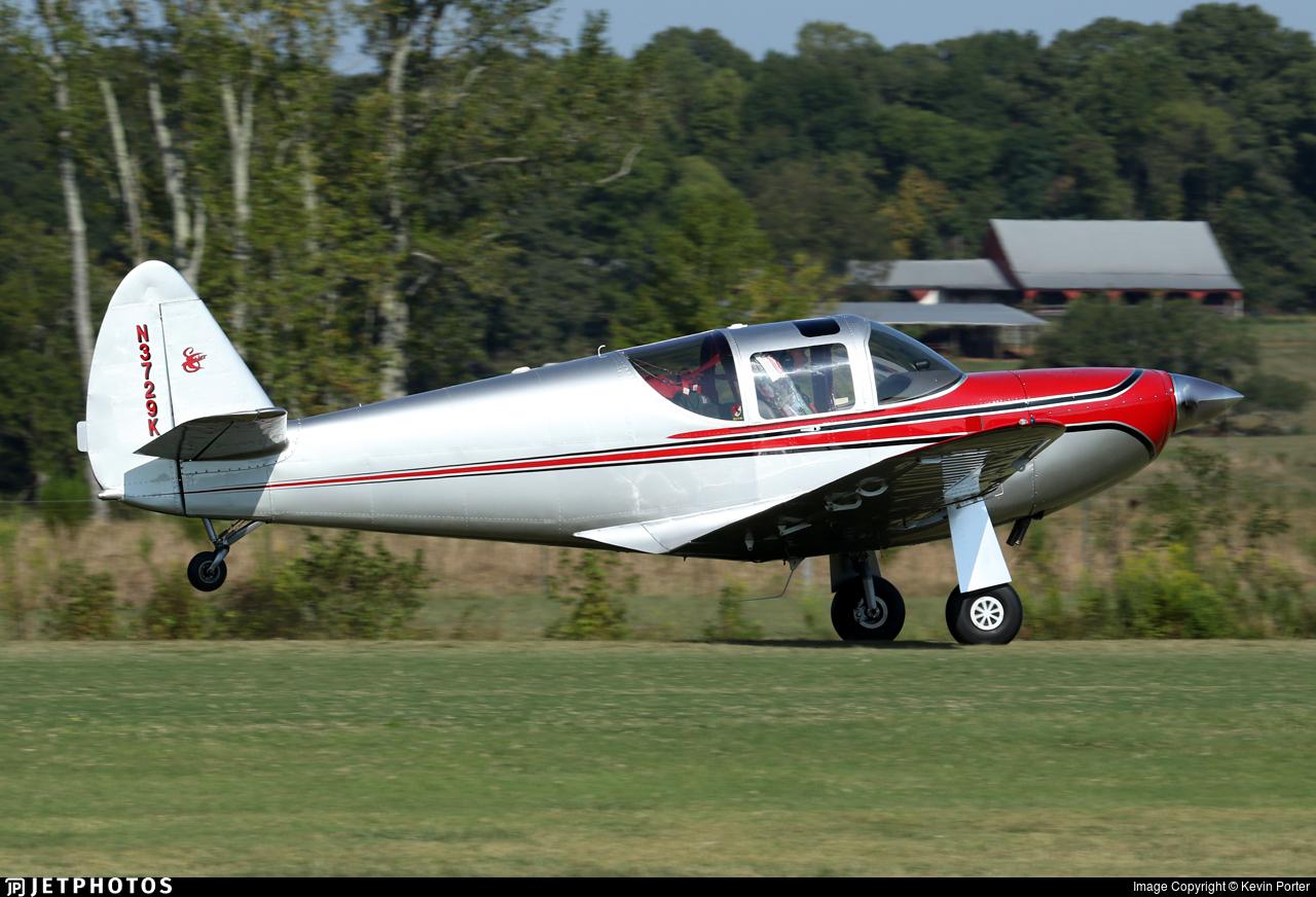 N3729K - Globe GC-1B Swift - Private