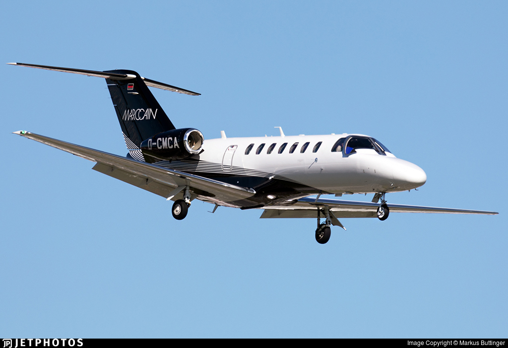 D-CMCA - Cessna 525B CitationJet 3 - Private