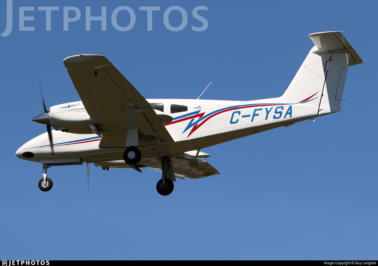 C-FYSA - Piper PA-44-180 Seminole - Richcopter