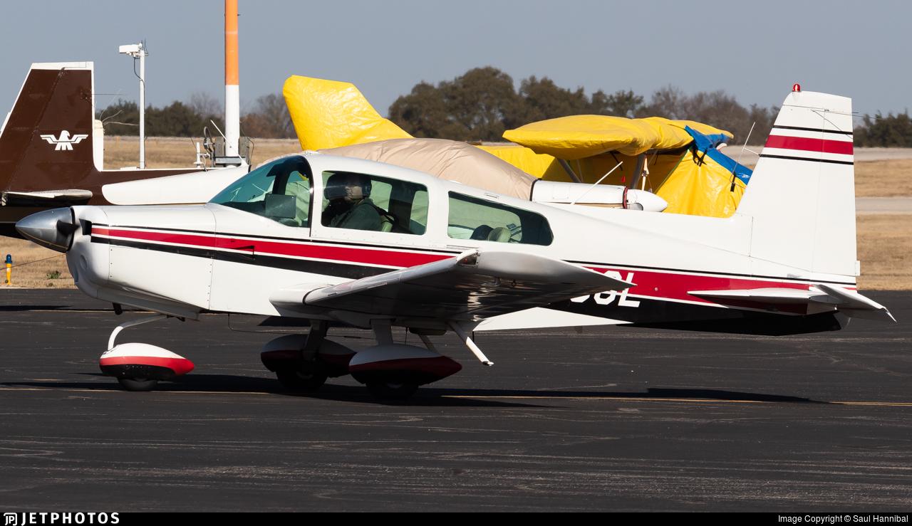 N7188L - Grumman American AA-5 - Private