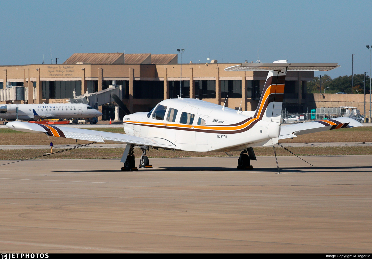 36730 - Piper PA-32RT-300 Lance II - Private
