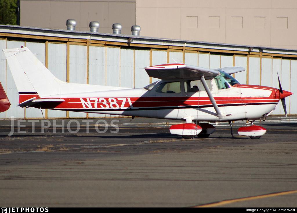 N738ZL - Cessna 172N Skyhawk - Private