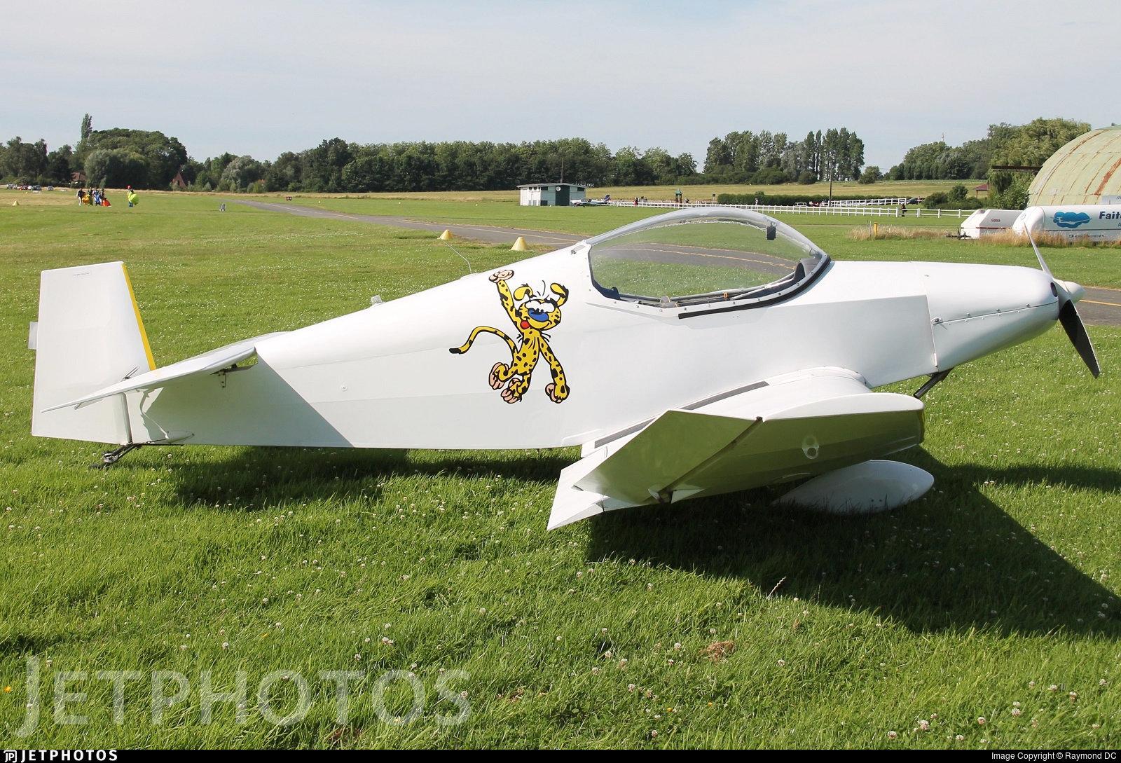 59DBK - Jodel D185 - Private