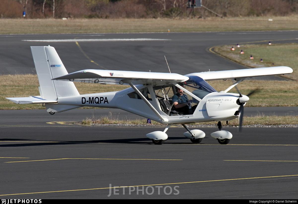 D-MQPA - Aeroprakt A22L2 Foxbat - Private