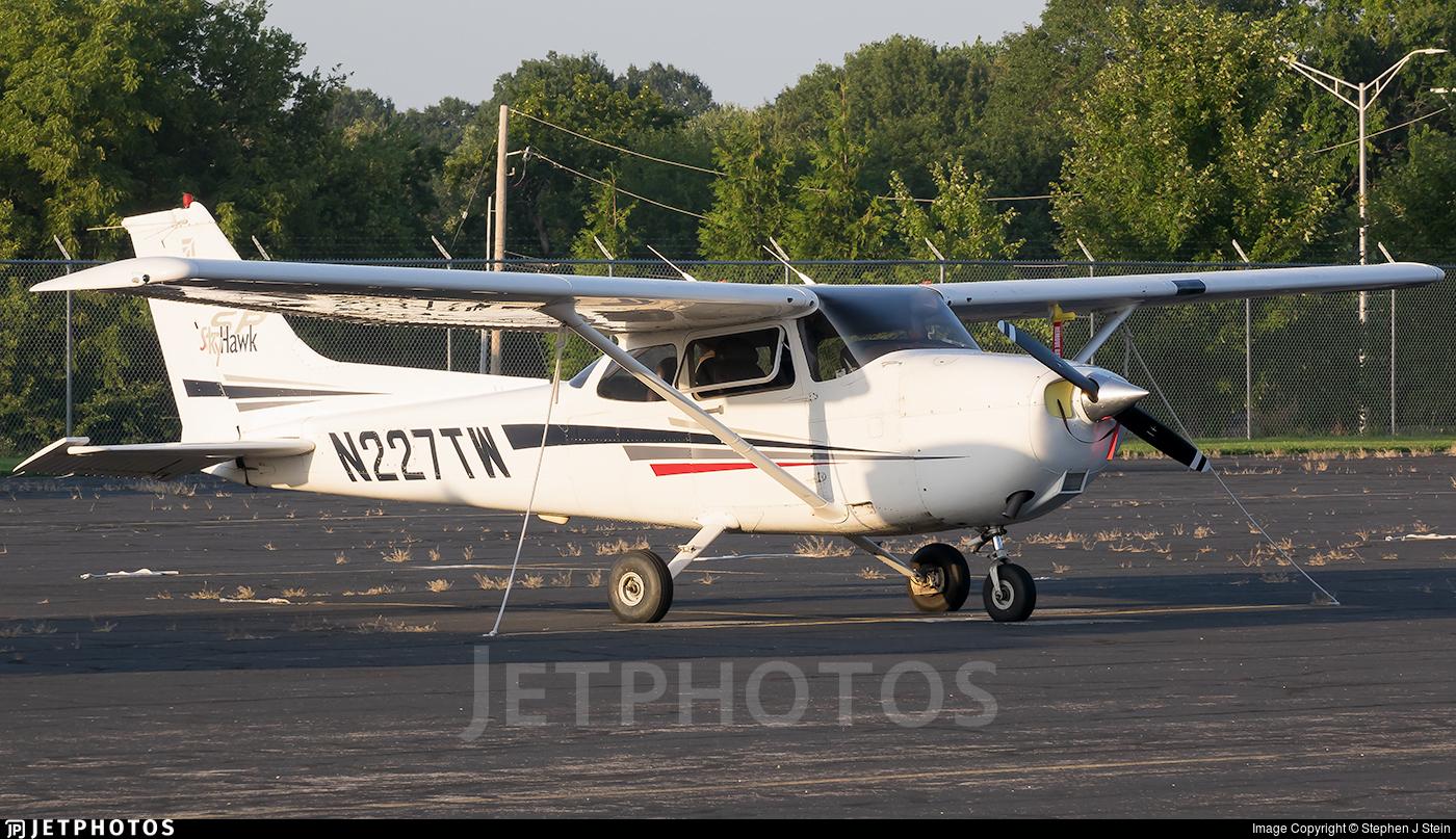 N227TW - Cessna 172S Skyhawk SP - Christiansen Aviation