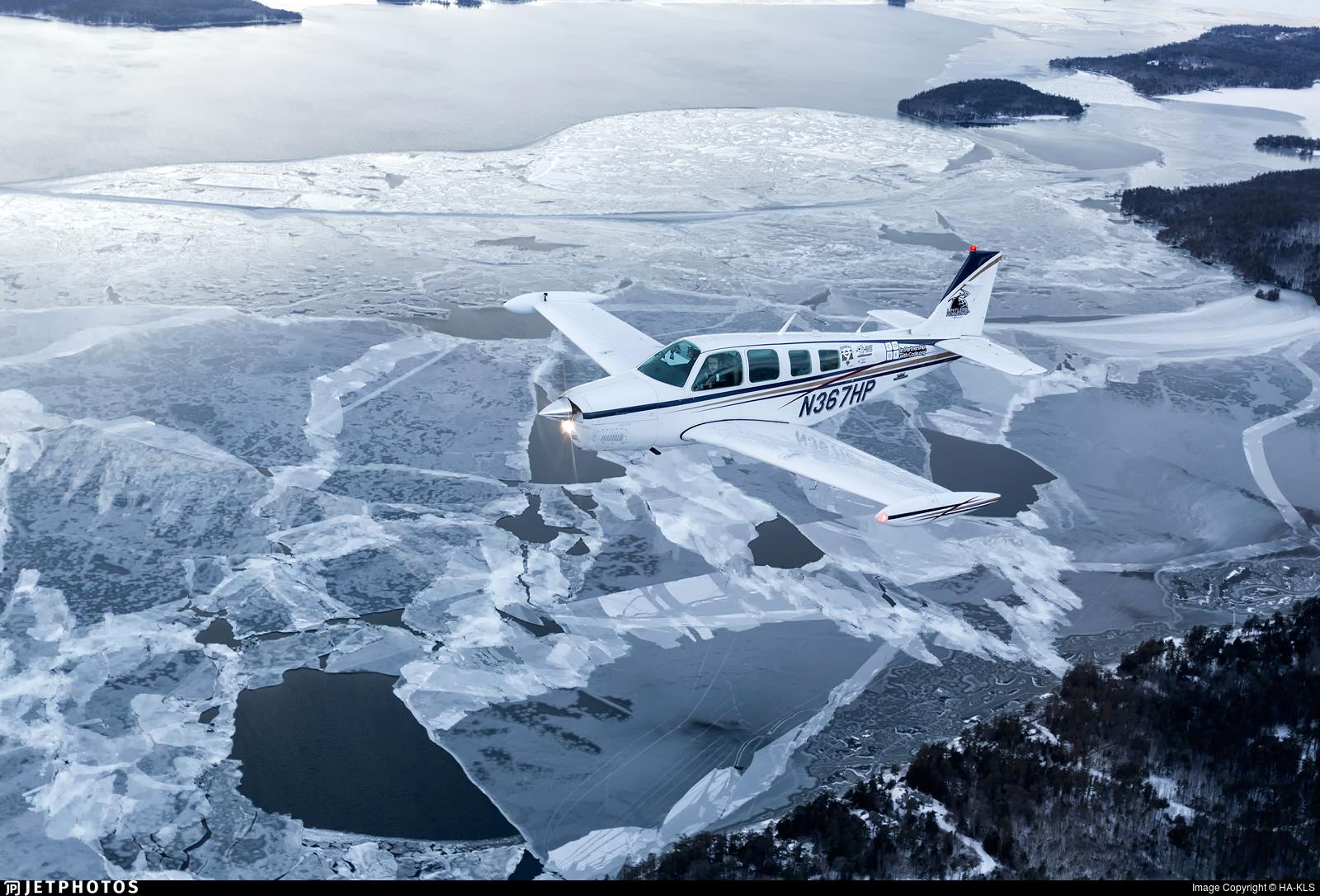N367HP - Beechcraft A36 Bonanza - Private