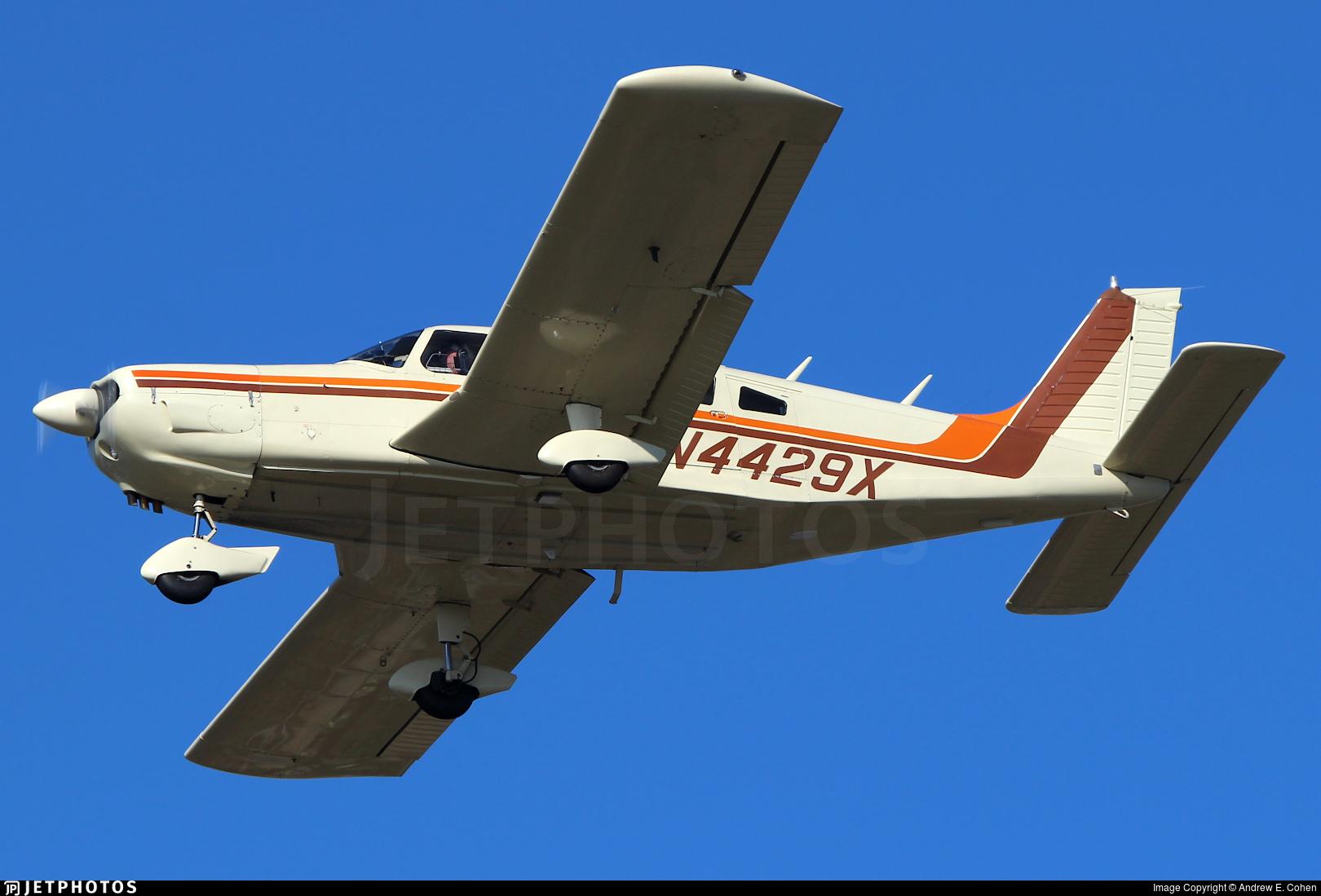 N4429X - Piper PA-32-300 Cherokee Six E - Private