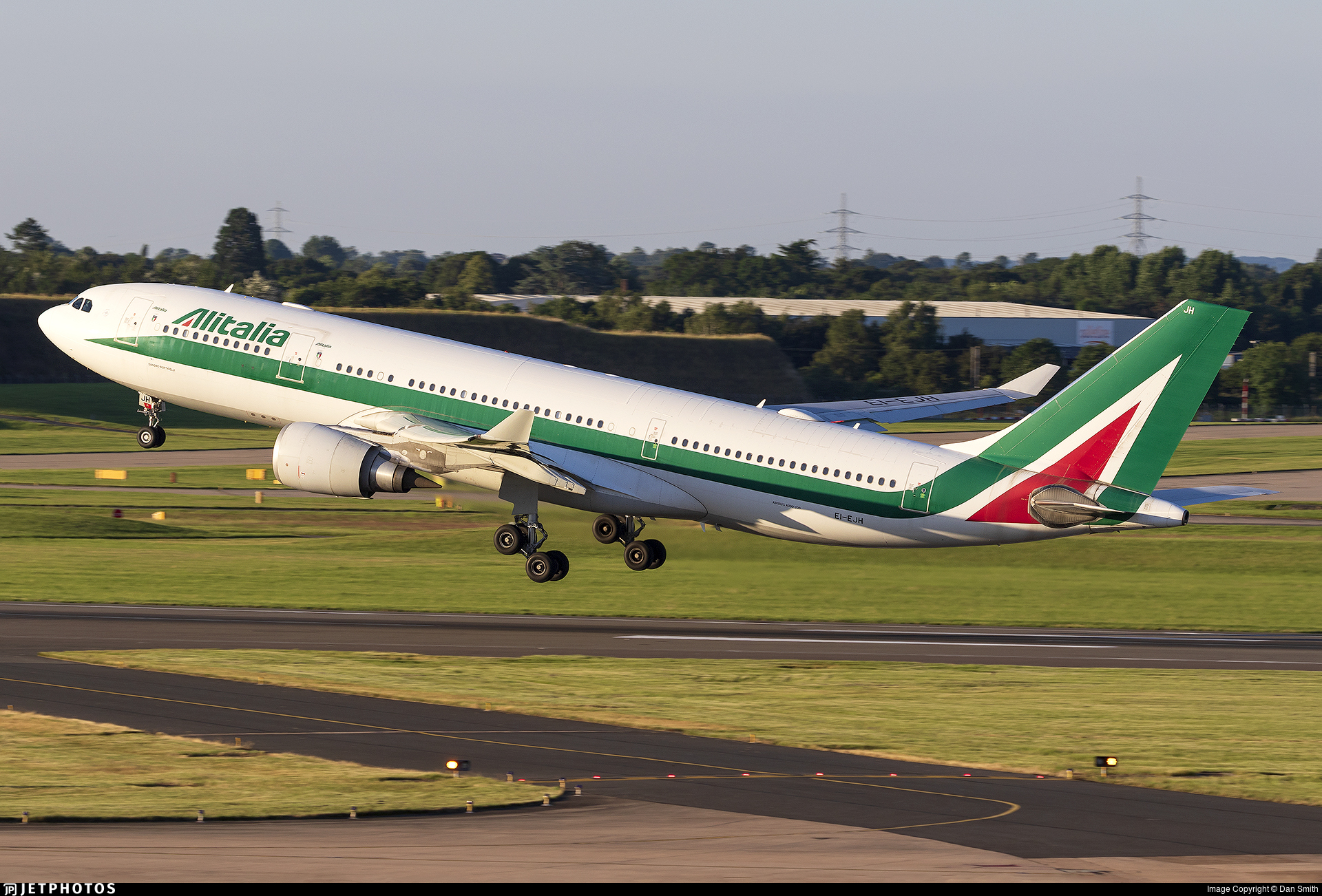 EI-EJH - Airbus A330-202 - Alitalia