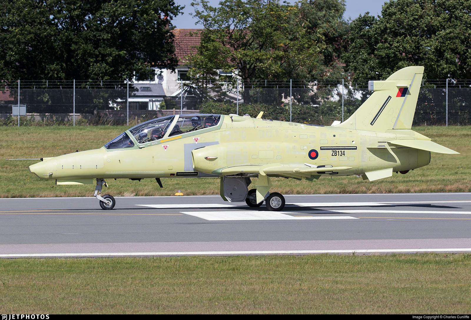 ZB134 - British Aerospace Hawk Mk167 - United Kingdom - Royal Air Force (RAF)