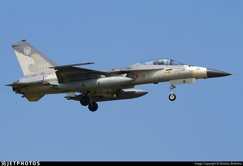 1445 - AIDC F-CK-1C Ching Kuo - Taiwan - Air Force