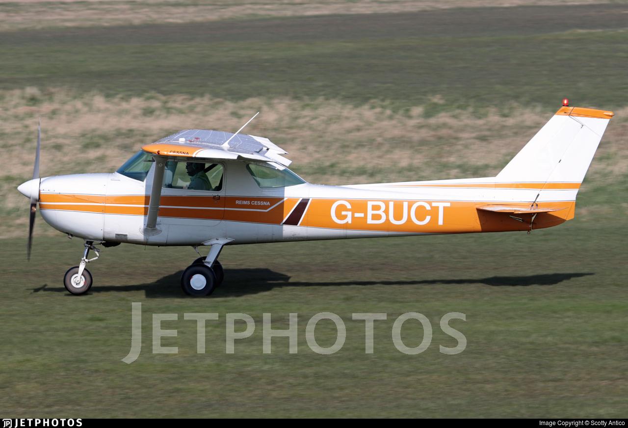 G-BUCT - Cessna 150L - Private