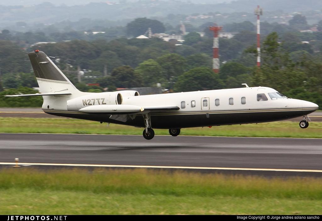 N27TZ - IAI 1123 Westwind - Private