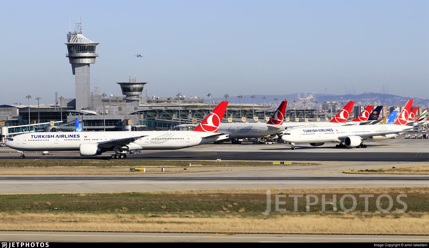 LTBA - Airport - Ramp