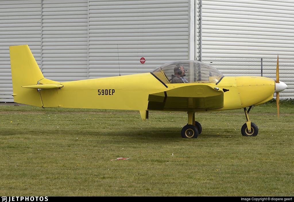 59DEP - Zenair CH601XL - Private
